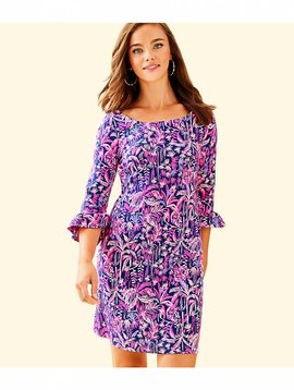 LILLY PULITZER UPF 50+ SOPHIE RUFFLE DRE