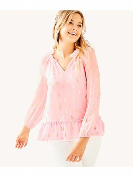 LILLY PULITZER SAVANNA TOP