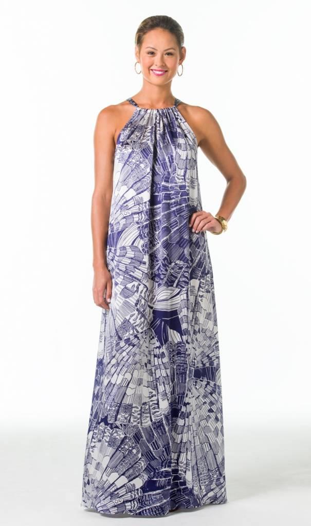 TORI RICHARD GRACE DRESS IN A LOTTA CLAM