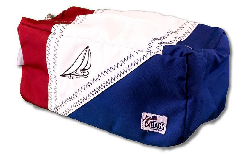 Sailor Bags Tri-Sail Toiletry Kit