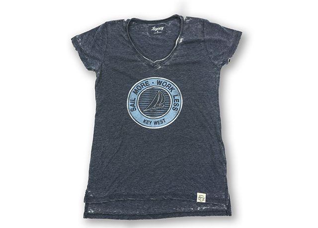 legacy Legacy V-Neck Women Shirts
