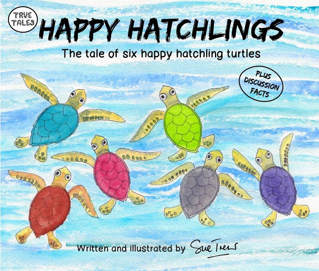 Totally Turtles Happy Hatchlings Book