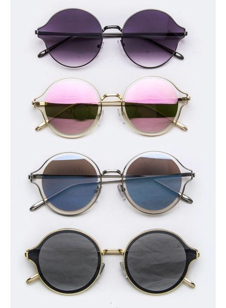 Iconic Round Sunglasses