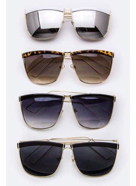 Iconic Browline Sunglasses