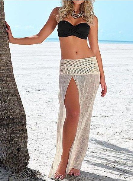 Split Skirt Cover-Up