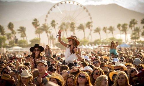 Music Festivals Fashion