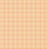 Andover Modern Plaids Yellow / Red