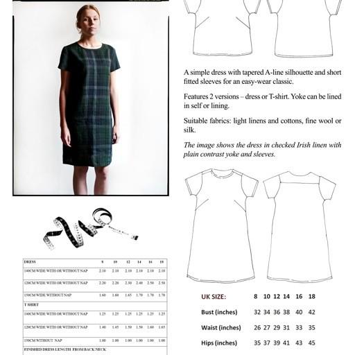 Merchant & Mills Merchant & Mills Camber Set Pattern