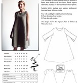 Merchant & Mills Merchant & Mills Trapeze Dress Pattern