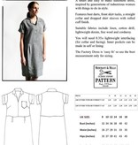 Merchant & Mills Merchant & Mills Factory Dress Pattern
