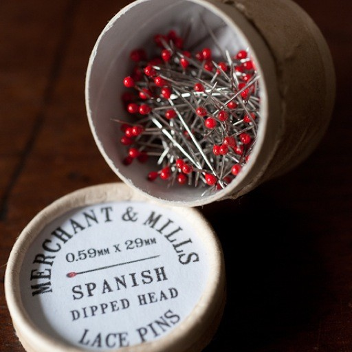 Merchant & Mills Merchant & Mills Spanish Lace Pins