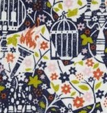 Liberty Art Fabrics Liberty Tana Lawn: Eternal Flame C