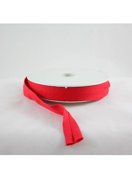 Products from Abroad Knit Jersey Bias Tape Apple Red