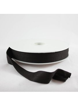 Products from Abroad Knit Jersey Bias Tape Dark Brown (Viscose)