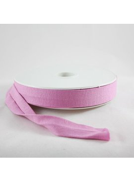 Products from Abroad Knit Jersey Bias Tape Pink (Viscose)