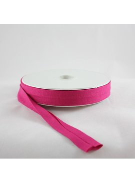 Products from Abroad Knit Jersey Bias Tape Fuschia (Viscose)