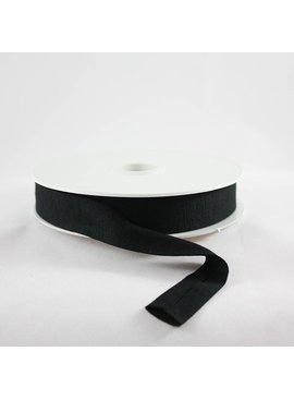 Products from Abroad Knit Jersey Bias Tape Black