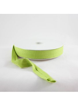 Products from Abroad Knit Jersey Bias Tape Lime (Viscose)