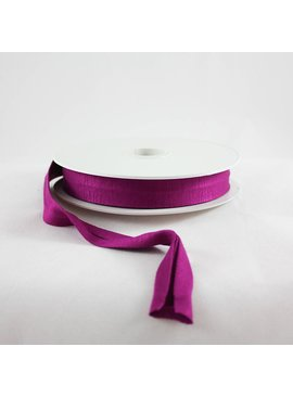 Products from Abroad Knit Jersey Bias Tape Berry (Viscose)