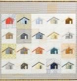 Carolyn Friedlander Outhouse Quilt by Carolyn Friedlander