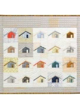 Carolyn Friedlander Outhouse Quilt by Carolyn Friedlander