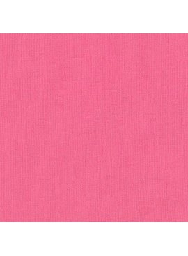 Robert Kaufman Essex Solid Pink