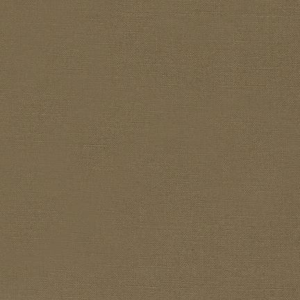 Robert Kaufman Essex Solid Taupe