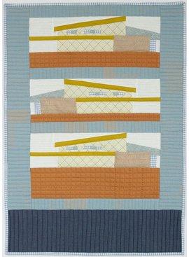 Carolyn Friedlander Austin House Quilt by Carolyn Friedlander