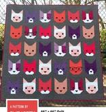 Elizabeth Hartman The Kittens Quilt Pattern by Elizabeth Hartman