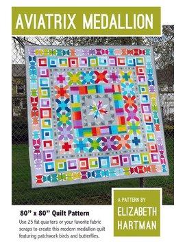 Elizabeth Hartman Elizabeth Hartman's Aviatrix Quilt Pattern