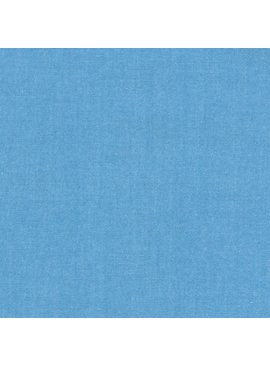 Robert Kaufman Interweave Chambray Lake