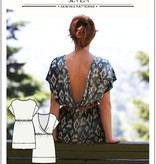 Sew House Seven Pattern Bridgetown Backless Dress and Tunic