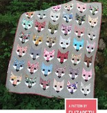 Elizabeth Hartman Elizabeth Hartman's Fancy Fox Quilt Pattern
