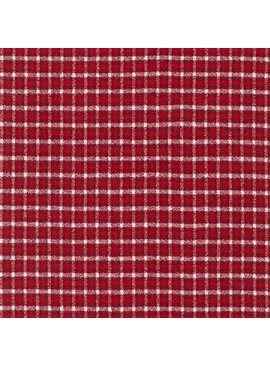 Robert Kaufman Mammoth Flannel Red