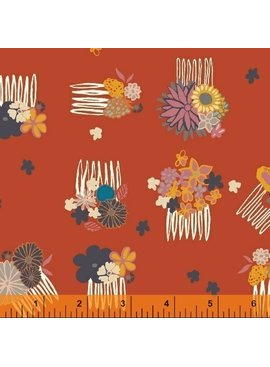 Windham Fabrics Good Hair Day by Kim Andersson: Up-Do