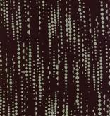 Hoffman Fabrics Me+You Indah Batik Mini Geo Raw Umber