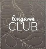 Modern Domestic Longarm Club Annual Membership, (Sunday monthly), 2 - 4 pm
