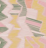 Cloud 9 Yucca by Leah Duncan Voile: Cenote Pink