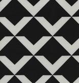 Cotton + Steel Cotton + Steel Black & White 2016 by Rashida Coleman-Hale: Up and Up Black