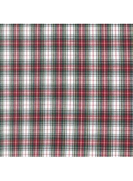 Robert Kaufman Sevenberry Classic Plaid Red