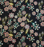 Liberty Art Fabrics Liberty Tana Lawn: Bud and Berries B