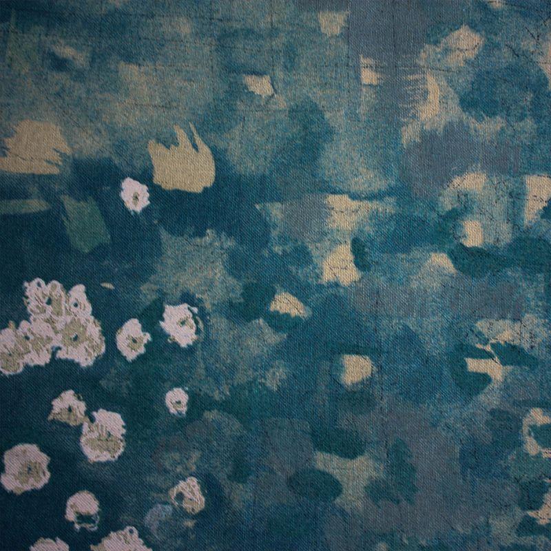 Seven Islands Nani Iro Brushed Linen Cotton: Komorebi