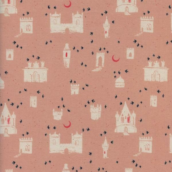 Cotton + Steel From Porto With Love by Sarah Watts: Evora - Pink