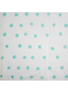 Seven Islands Nani Iro Double Gauze: Pocho Dots