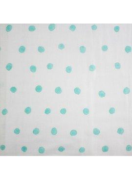 Seven Islands Nani Iro Double Gauze: Poncho Dots