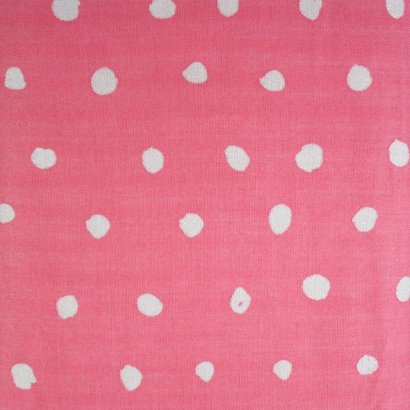 Seven Islands Nani Iro Double Gauze: Pocho Dots Pink
