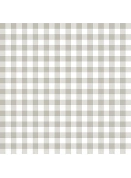 """Cotton + Steel Checkers: 1/2"""" Gingham - Linen"""