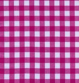 """Cotton + Steel Checkers: 1/2"""" Gingham - Berry"""