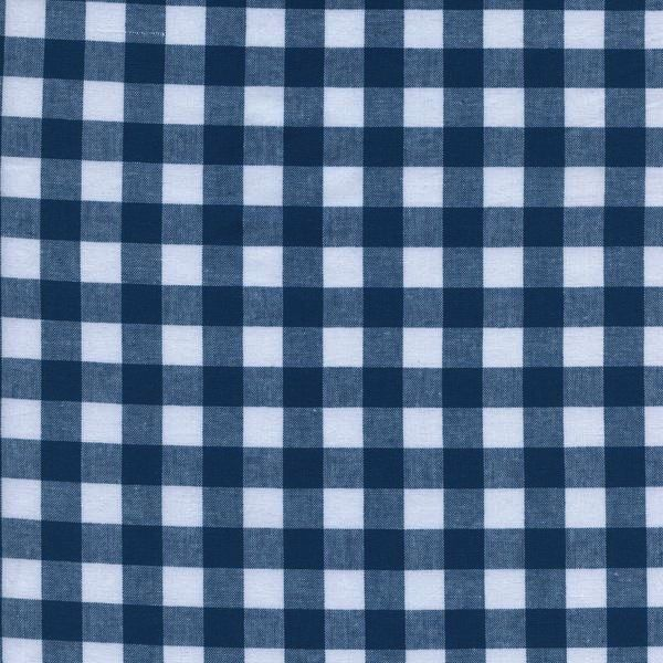 "Cotton + Steel Checkers: 1/2"" Gingham - Teal"