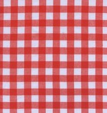 "Cotton + Steel Checkers: 1/2"" Gingham - Coral"